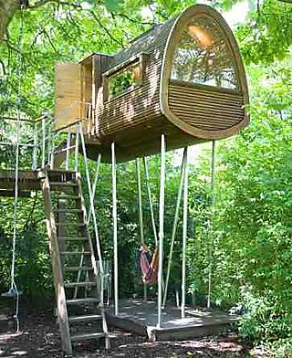 Dusseldorfer treehouse 2
