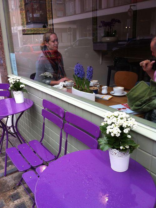 Gitane shop window