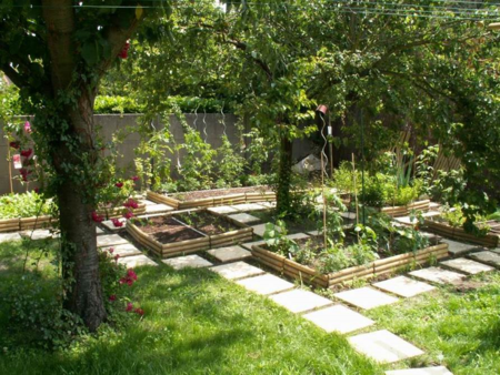 French potager